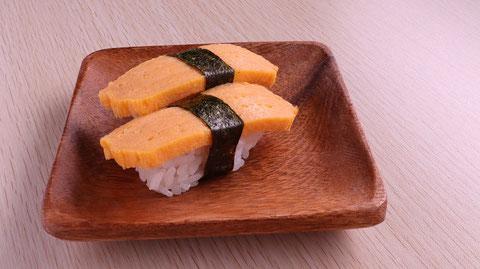 卵、寿司、寿司桶、外食、料理、食べ物の写真フリー素材 Egg, sushi, sushi tub, eating out, cooking, food photo free material