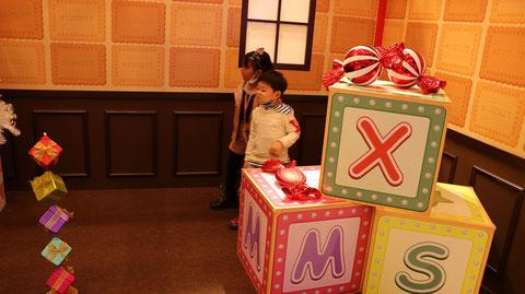 プレゼント箱のフリー素材 Free material for present box