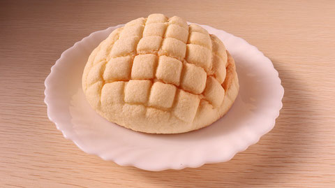 パン、メロンパン、お菓子、おやつ、料理、食べ物の写真フリー素材 Bread, Melon Bread, Sweets, Snacks, Cooking, Food Photos Free Material