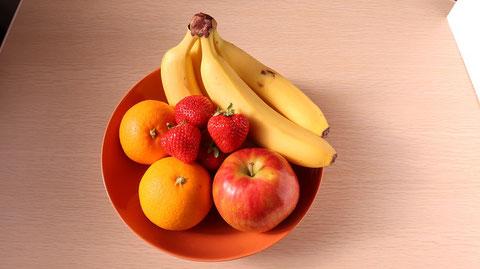 オレンジ、バナナ、いちご、りんご、果物、フルーツ、ダイエット、お菓子、おやつ、料理、食べ物の写真フリー素材 Oranges, bananas, strawberries, apples, fruits, fruits, diets, sweets, snacks, dishes, food photos Free material