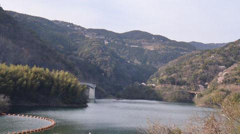 森、山、田舎、風景、ダム、湖、橋の写真フリー素材 Photos of forests, mountains, countryside, landscapes, dams, lakes, bridges free material