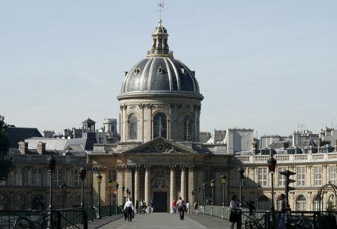 Palais de l'Institut, Paris 2008 / © Benh LIEU SONG