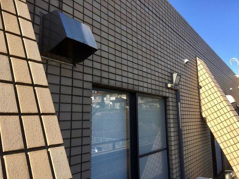 バルコニー屋根(設置前)