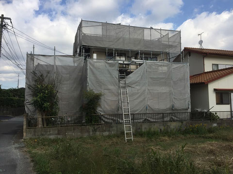 外壁・屋根 塗り替え工事