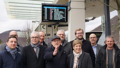 Verkehrsminister Hermann gibt die Richtung vor