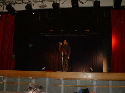 En prestation au week end magic de FAY aux LOGES dans le Loiret