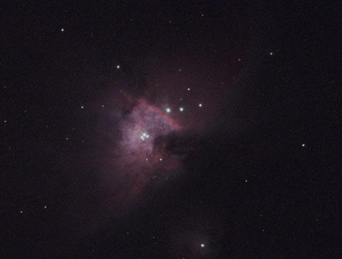 Messier M42 - 27.11.2013