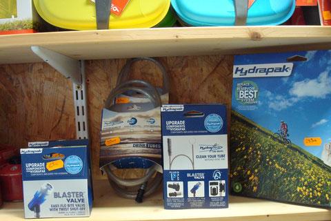 poches à eau,embouts de rechange;tuyaux ;kit entretien
