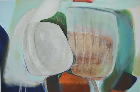 Andrea Ridder, O.T. 13-10-22, 80 x 120 cm