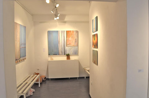 Farbklangrom, 2016, Blick in die Galerie
