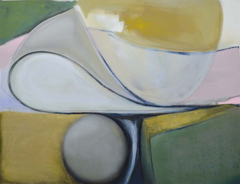 Andrea Ridder: O.T. 13-05-15, 100 x 130 cm