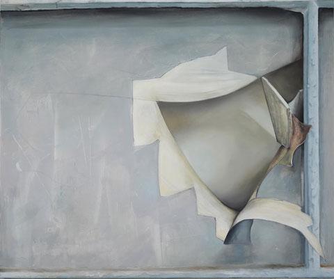 Andrea Ridder, O.T.17_09_06, 100 x 120 cm, 2017
