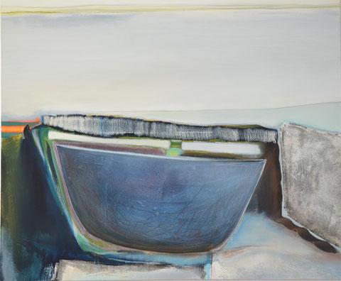Andrea Ridder, O.T. 14-04-07, 100 x 120 cm