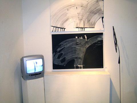 Scheibenwischer-Installation, 2008