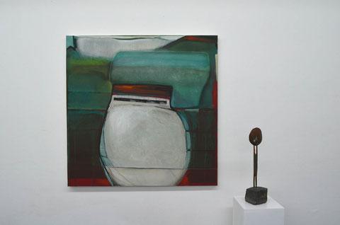 Rehm (Skulptur), Ridder (Malerei), 2013