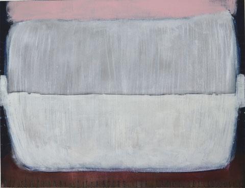 Andrea Ridder, O.T. 19_06_06, Acrylmischtechnik, 100 x 130 cm, 2019