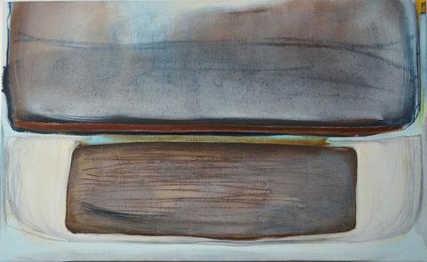Andrea Ridder, O.T. 14-03-04, 80 x 130 cm