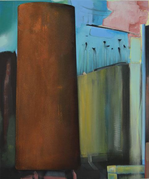 Andrea Ridder, O.T. 13-10-23, 100 x 120 cm