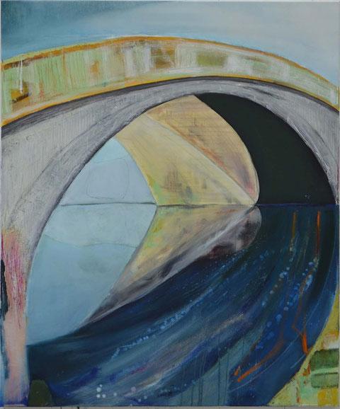 Andrea Ridder, O.T. 15-09-11, 120 x 100 cm