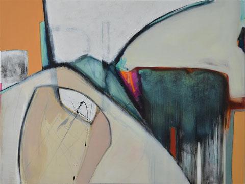 Andrea Ridder, O.T. 14-05-08, 120 x 160 cm