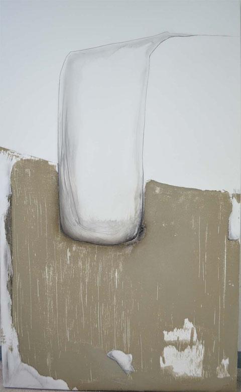 Andrea Ridder, O.T. 13-10-27, 60 x 100 cm