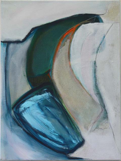 Andrea Ridder, O.T. 15-10-03-15, 80 x 60 cm