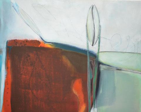Andrea Ridder, O.T. 13-10-25, 110 x 130 cm