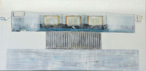 Andrea Ridder, O.T. 15-09-10, 60 x 120 cm