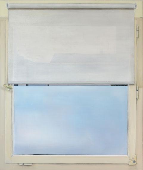 Andrea Ridder, O.T. 21_03_05, 110 x 130 cm, Acryl auf Leinwand