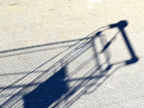 Andrea Ridder, Die Schatten werden länger, Fotografie, 30 x 40 cm, limitiert, 2018