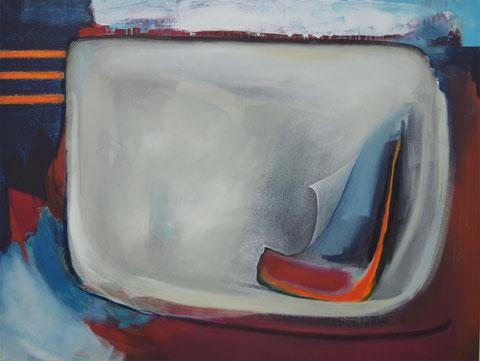 Andrea Ridder: O.T.13-02-06, 100 x 130 cm