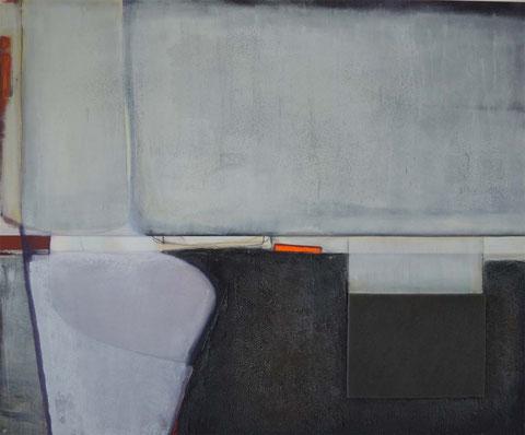 Andrea Ridder: 13-03-09, 100 x 120 cm
