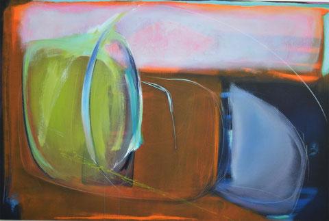 Andrea Ridder, O.T.14-01-01,100 x 150 cm