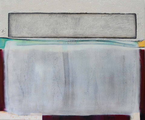 Andrea Ridder, O.T. 14-06-09, 100 x 120 cm