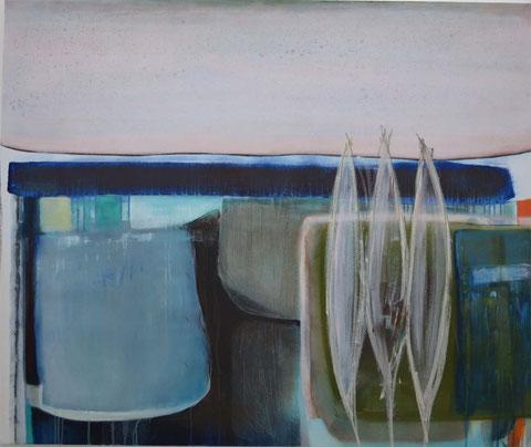 Andrea Ridder: O.T. 13-05-13, 100 x 120 cm
