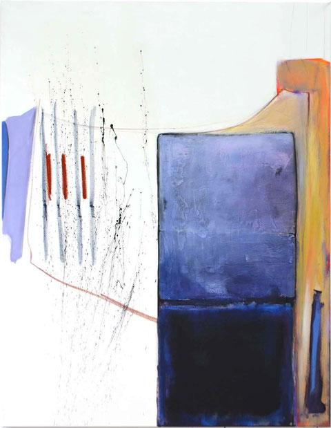 Andrea Ridder, O.T. 14-03-02, 130 x 100 cm