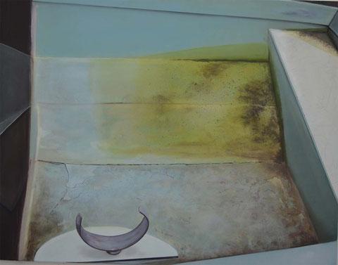 Andrea Ridder: O.T.13-05-14, 100 x 130 cm