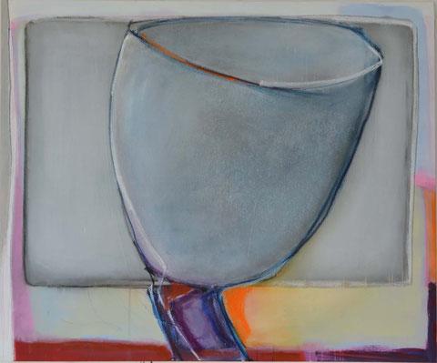 Andrea Ridder, O.T. 11-12-15-01-8, 100 x 120 cm