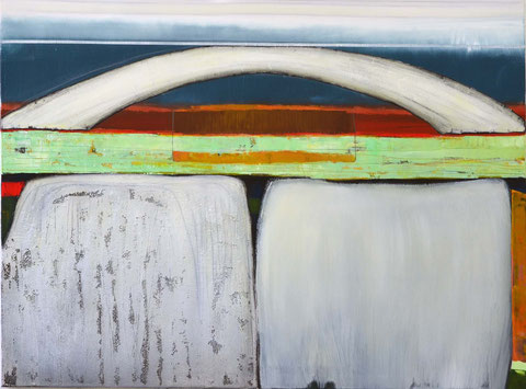 Andrea Ridder, O.T. 15-09-12, bridge no. 5, 100 x 130 cm