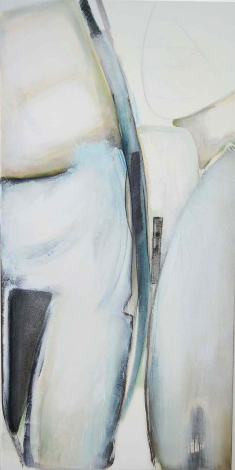 Andrea Ridder, 14-03-03, 140 x 70 cm