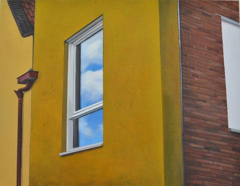 Andrea Ridder, O.T. 21_01_01, 100 x 130 cm, Acryl auf Leinwand