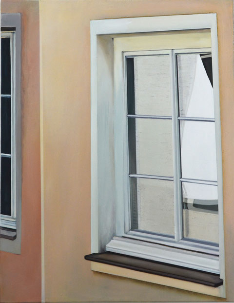 Andrea Ridder, O.T. 20_11_12, 70 x 90 cm, Acryl auf Leinwand