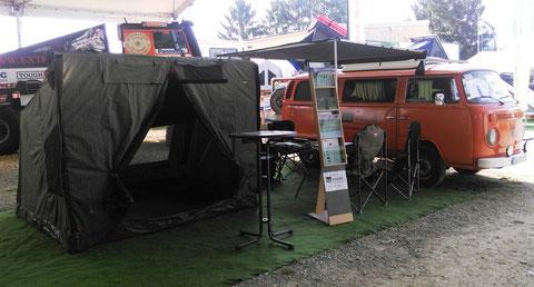 ka-mobile Messe Abenteuer und Allrad Bad Kissingen