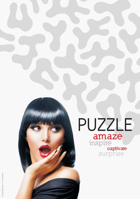 Puzzle Designerleuchten