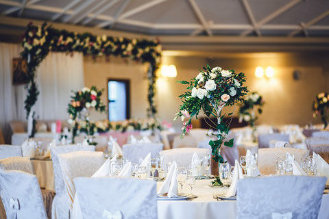 結婚式場 パレスホテル