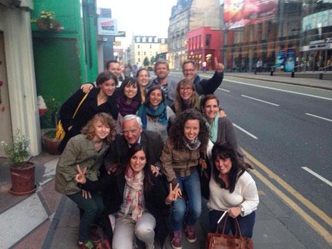 Edinburgh, Juni 2014