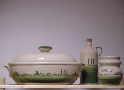Brottopf, 2 Größen/Flaschen, 3 Größen, ab 24,50 € / Löffeltopf, 28,50 €
