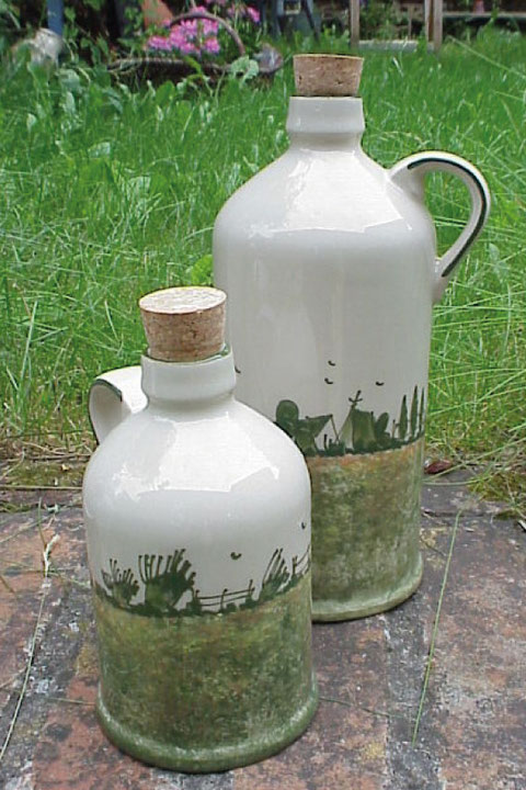 Flaschen mit Griff, 3 Größen | ab 24,50 EUR
