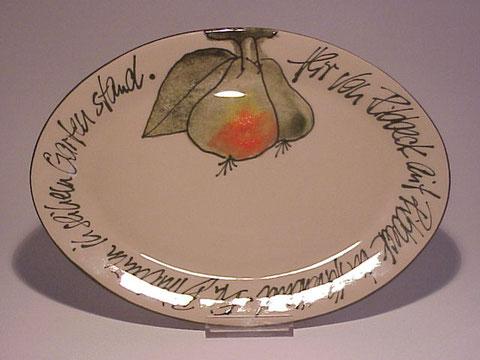 ovale Platte 64,-- Euro/Format