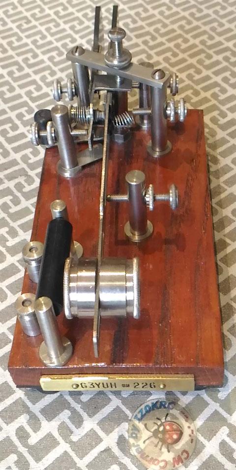 R.L. Boulter bug - Patent US1110373